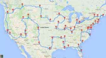 according to science this is the ultimate us road trip