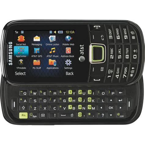 H Samsung Phone Samsung Evergreen Sgh A667 256mb At T Branded A667 Black B H