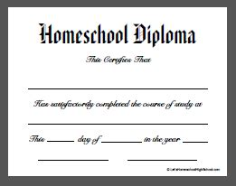 free printable high school diploma templates printable homeschool diploma template pictures to pin on