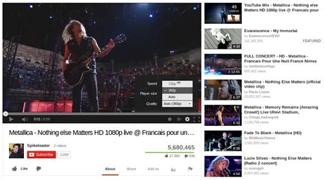 download youtube html5 video player youtube drops 1080p streams from the html5 player