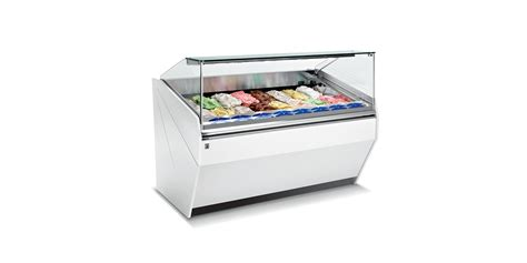 ifi banchi bar jet vetrina refrigerata per gelato ifi