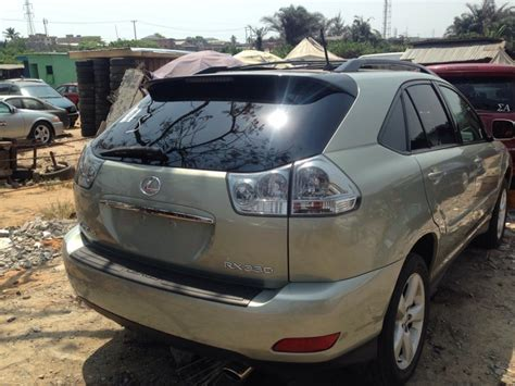 2006 lexus jeep 2006 lexus jeep suv rx330 toks for sale autos nigeria