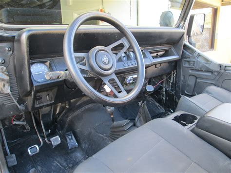Yj Interior by 1990 Jeep Wrangler Interior Pictures Cargurus