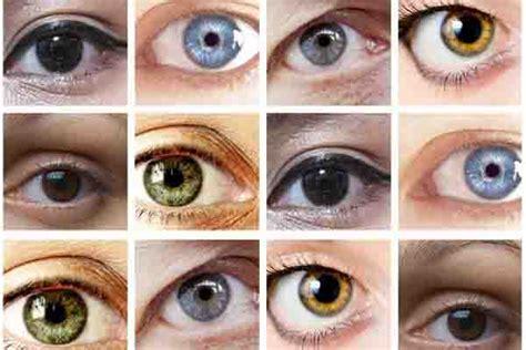 imagenes ojos de colores algunas pistas de tu personalidad que te dan los ojos