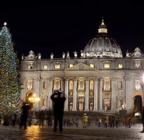 vatikan weihnachten brauchtum katholiken papst