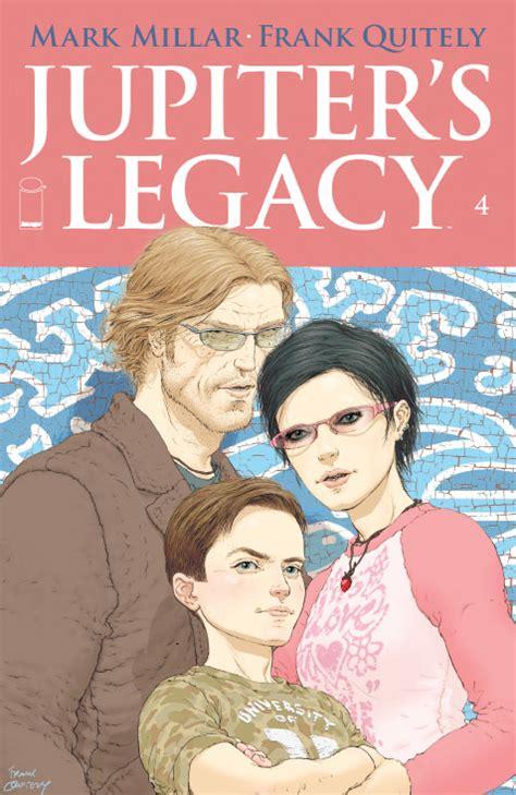 libro jupiters legacy volume 2 jupiter s legacy 4 releases image comics
