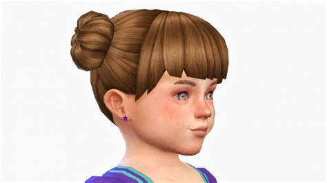 sims 4 toddler eyes cc star earrings for toddlers at simiracle 187 sims 4 updates