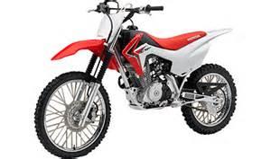 125cc Dirt Bike Honda The Dirt Bike 2014 Honda Crf125f Big Wheel