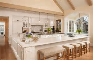 kitchen island with built seating home design garden great designs for small kitchens