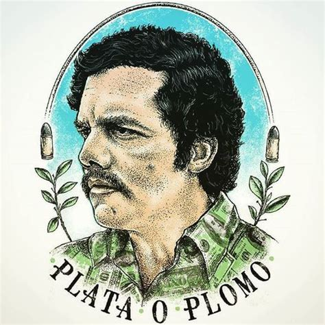 pablo escobar tattoo narcos tattoos poster pablo escobar and