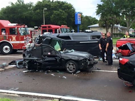 St Petersburg Fl Arrest Records Huntsville Killed In 7 Vehicle Crash In Florida Whnt