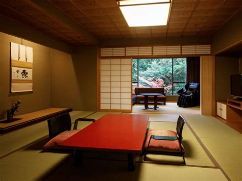 beautiful traditional japanese living room i could sit here japanese style room with open air bath kinsen guest
