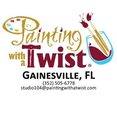 paint with a twist gainesville painting with a twist 4 gator