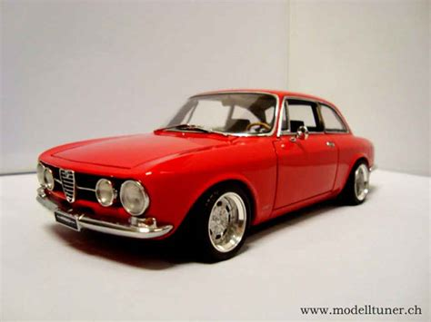 Alfa Romeo 1750 Gtv by Alfa Romeo 1750 Gtv 1967 Wheels Alu 13 Inches Autoart