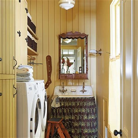 yellow paint color laundry room ideas home interiors