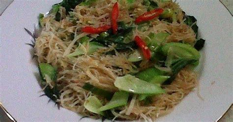 membuat mie hun kumpulan resep masakan online resep cah pak coy mie hun