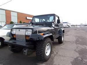 prestigecars 1992 jeep wrangler specs photos