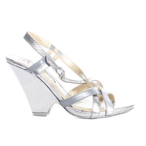 come hither wedge silver by poetic licence only 45 99