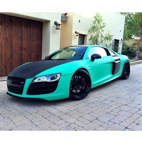 matte teal car nyjah huston goes matte green audi pinterest cars