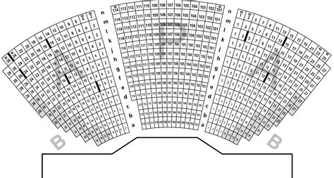 seating chart segerstrom concert segerstrom seating chart an american in at orange