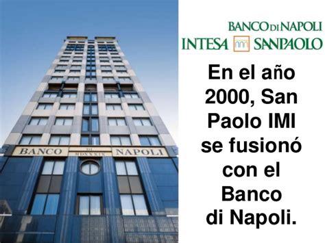 banco di san paolo grupo san paolo banco de italia