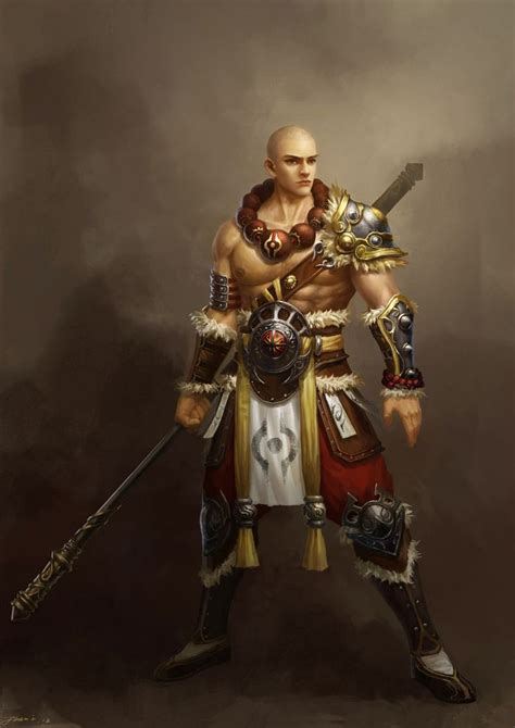 The Empress And The Acolyte 73 best monk images on character concept