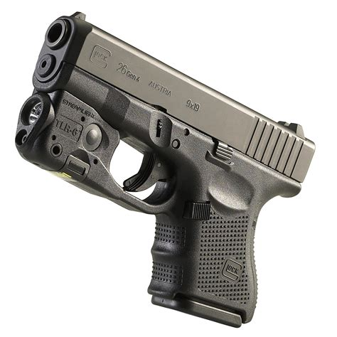 glock 19 4 tactical light amazon com streamlight tlr 6 mounted tactical light with