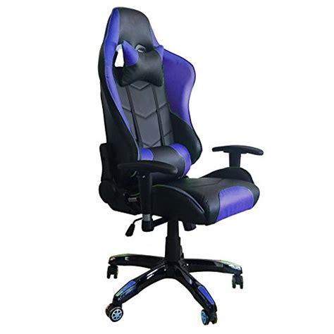 fauteuil bureau gaming mctech chaise de bureau gamer fauteuil si 232 ge racing gaming