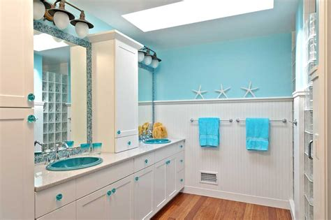 Beach Themed Bathrooms » Home Design 2017