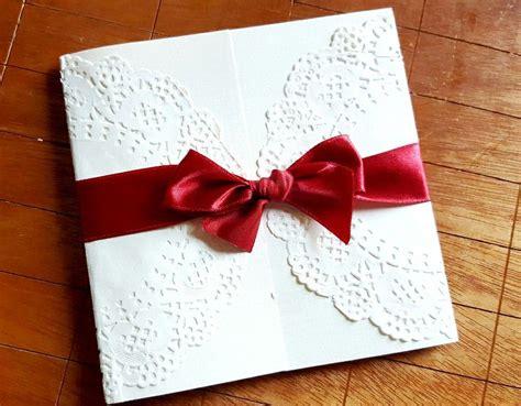 invitaciones con blondas de papel piku invitacion detalle con blonda de papel paper doily invitation invitation invitaciones de