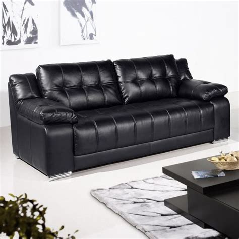 Black Leather Sofa Sale Get Your Dream Affordable Leather Recliner Sofas Sale Uk