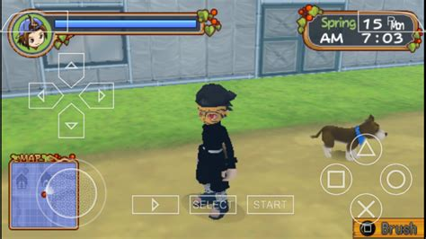 game mod android harvest moon download mod texture player character masked harvest