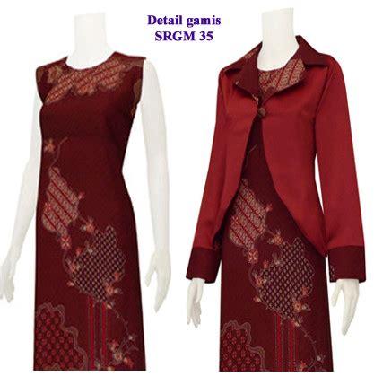 Sarimbit Najya Model 04 05 06 pakaian batik gamis model bolero code srgm 35 koleksi