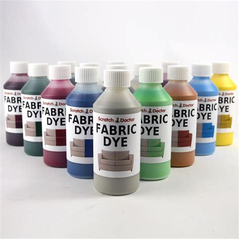 upholstery dyeing liquid fabric dye for sofa clothes denim shoes more