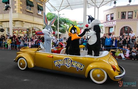 themes in australia film best day ever at movie world gold coast