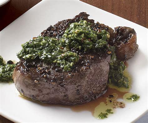 cooking beef tenderloin steaks
