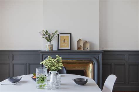 Incroyable Decoration Maison Bourgeoise #1: rénovation-salle-à-manger-cheminée-1.jpg