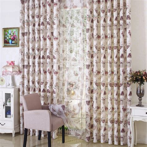 wholesale country curtains online buy wholesale striped country curtains from china