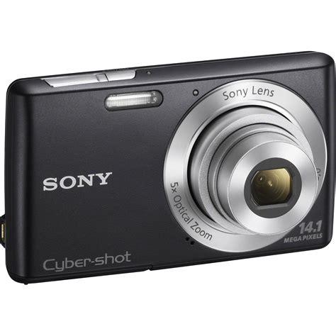 Kamera Sony Dsc W620 Sony Cyber Dsc W620 Digital Black Dscw620 B B H