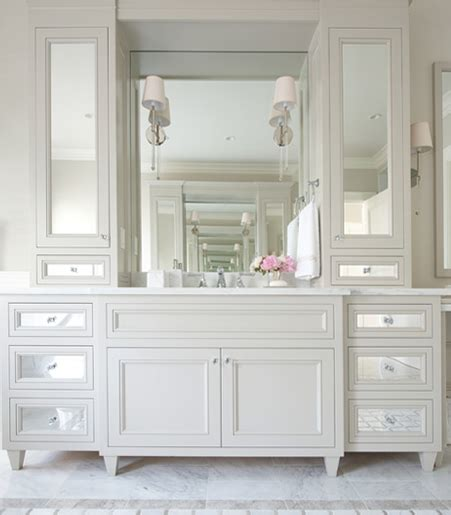 long mirrored bathroom cabinets white washstand with mirrored cabinets and drawers
