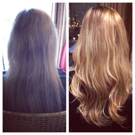 44 best images about hair extensions on pinterest before 17 best images about balmain hair extensions on pinterest