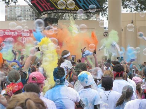 color run florida 49 best clearwater st petersburg images on