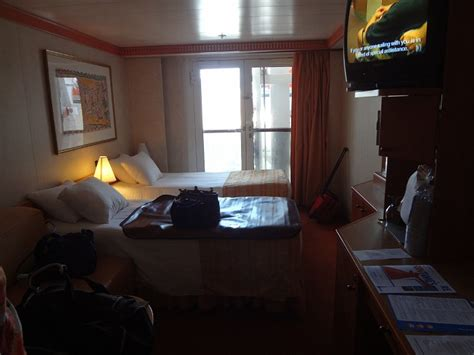carnival pride interior room with doors inside cabin with doors cruise critic message