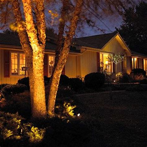 Outdoor Up Lighting For Trees How To Set Up Landscape Lighting