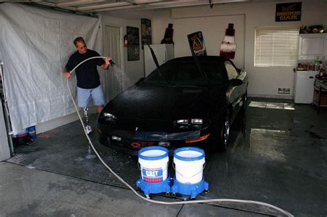 Wash Water Garage by Washing Cars Inside Of Your Garage