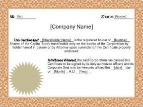 marketing templates certificates certificate templates