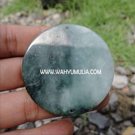 Gelang Giok Putih Jade Aceh batu liontin giok jadeit jade kode 175 wahyu mulia
