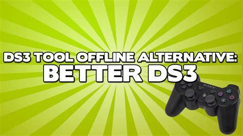 better ds3 tool ds3 tool offline alternative better ds3