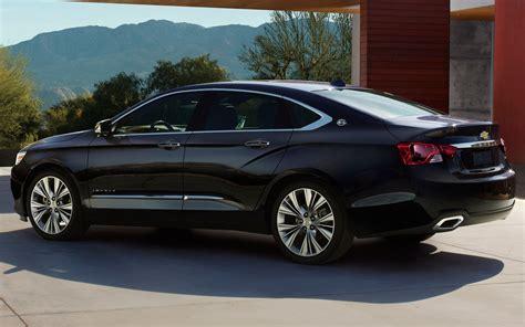 chevrolet impala  drive motor trend