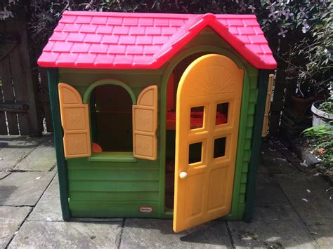 tikes cottage tikes evergreen country cottage playhouse